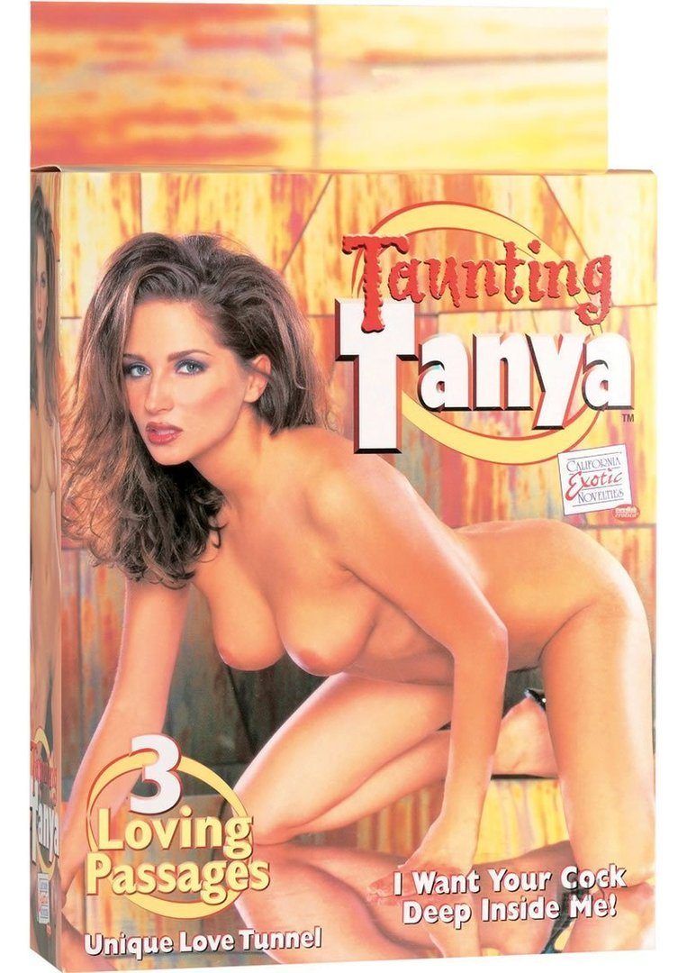 Taunting Tanya Blowup Love Doll Liebespuppe Gummipuppe